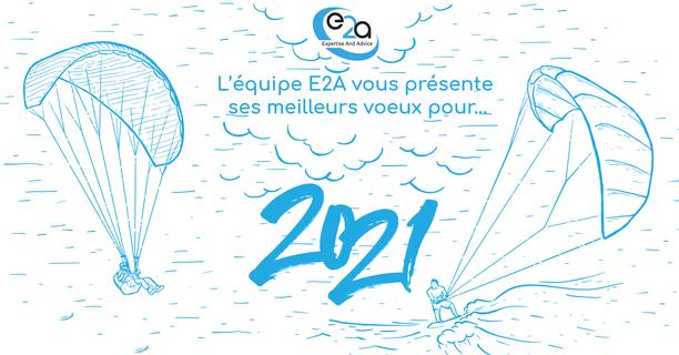 Voeux 2021 E2A expert comptable Marseille et Aix-en-provence